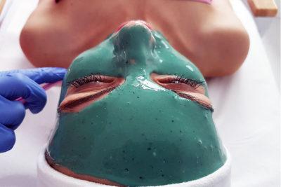 Maseczka ze Spiruliny - superfood na skórę