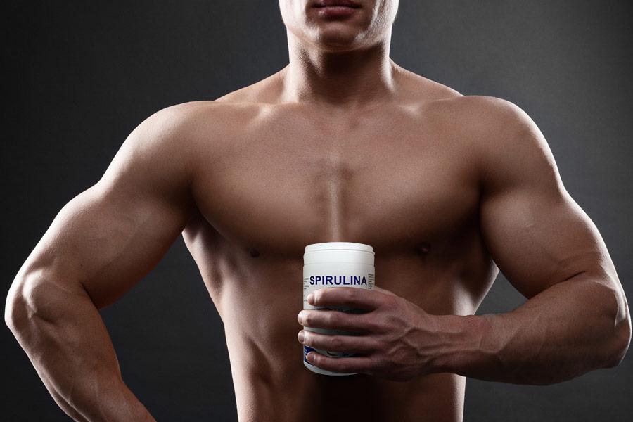 Czy Spirulina jest zdrowa dla mężczyzn?