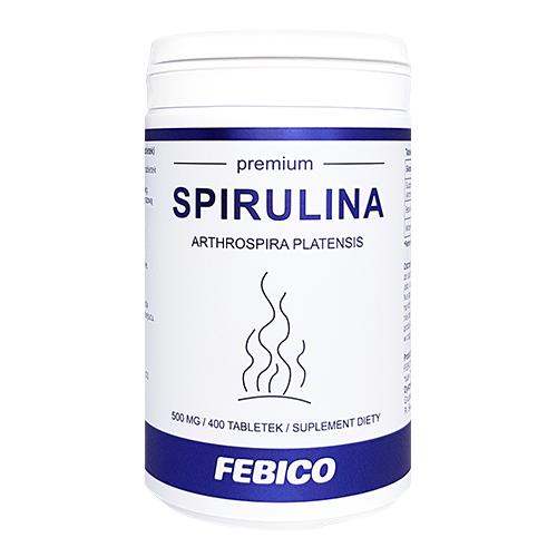 Spirulina Febico